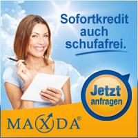 MAXDA ohne Schufa Frau
