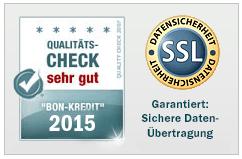 Bon-Kredit SSL