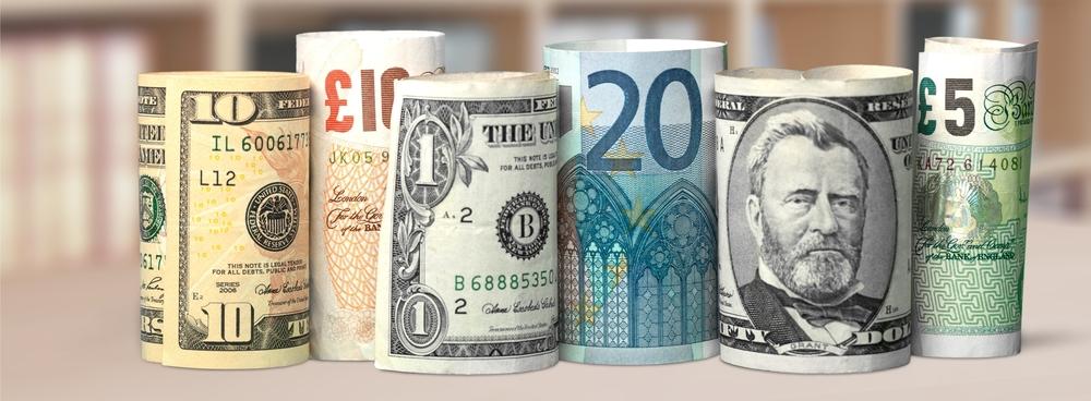Währungen Header