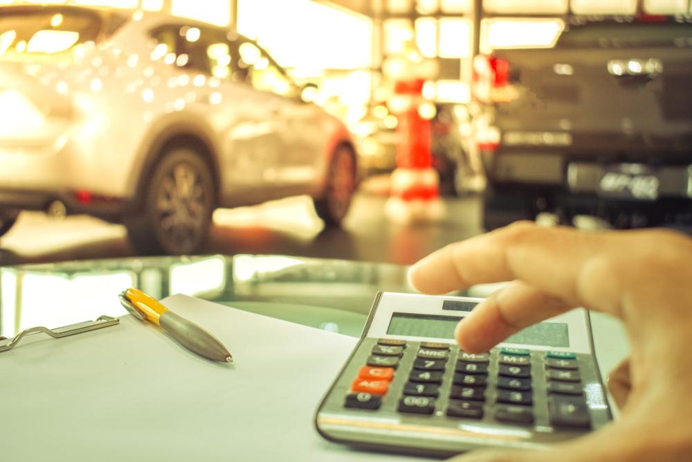 Autokauf Kalkulation